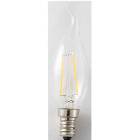 LAMPADINA OLIVA FIAMMA 2W