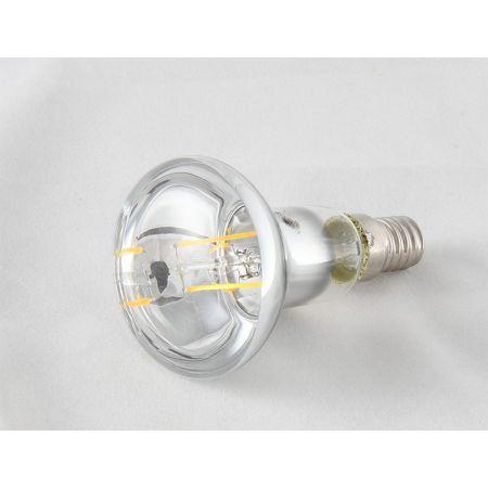 LAMPADINA R50 - 3W - E14 - LUCE CALDA - 2700 K