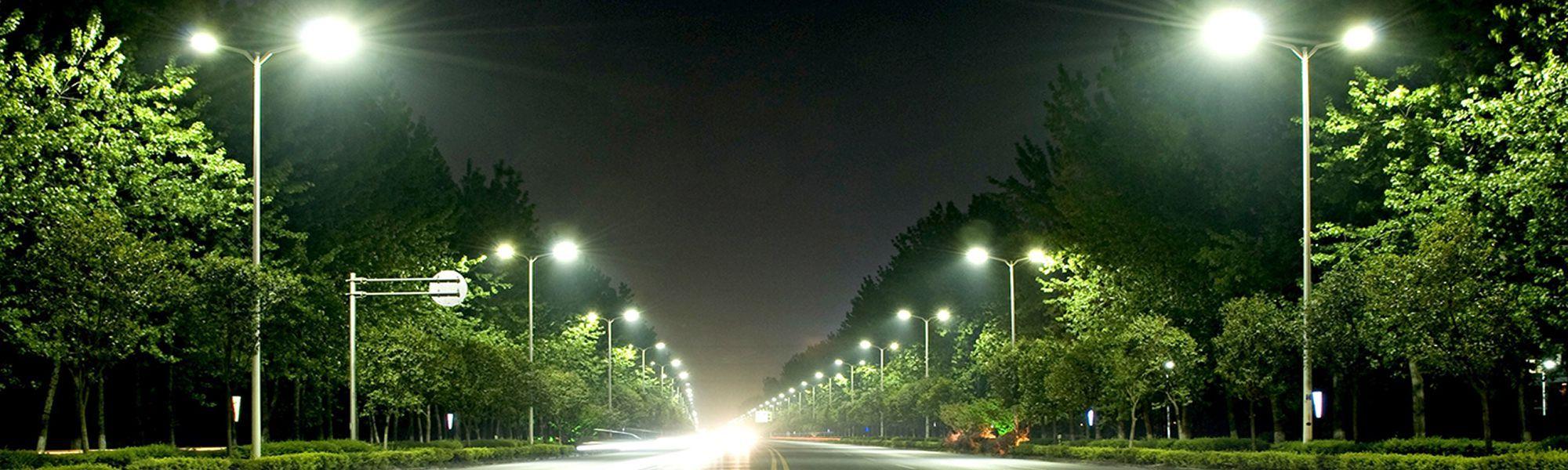 Illuminazioni stradale